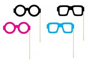 Rekvizity na fotenie okuliare
