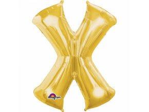 Foliovy balon X