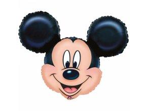Mickey hlava balon