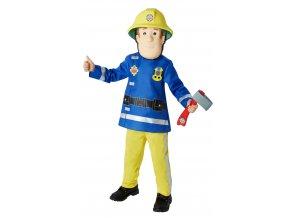 Detský kostým Požiarnik Sam