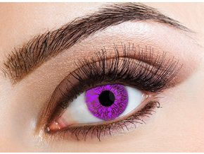 Eyecasions Violet Contact Lenses