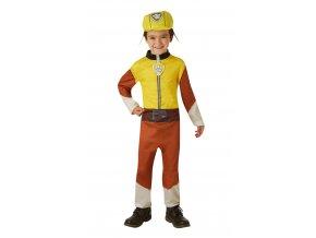 Detský kostým Tlapková hliadka - Rubble
