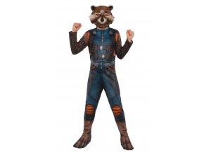 Detský kostým Rocket (Strážcovia galaxie)