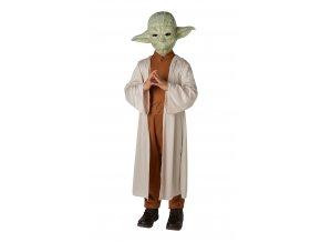 Detský kostým Yoda (Star Wars)