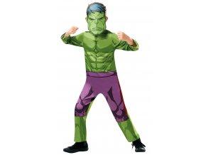 Detský kostým Hulk