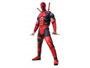 Kostým Deadpool Deluxe