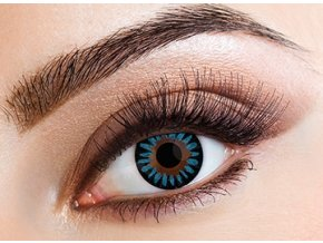 Eyecasions Blue Contact Lenses (1)