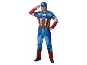 Kostým Captain America Classic