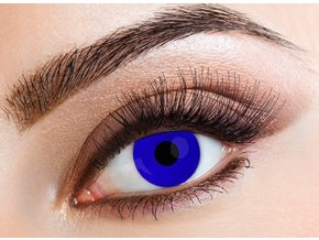 Eyecasions Electric Blue Contact Lenses