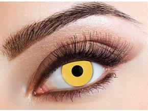 Eyecasions Uv Yellow Contact Lenses