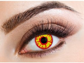 Eyecasions Flame Contact Lenses