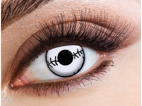 eyecasions one day halloween contact lenses stitch 1 pair p23480 94506 image