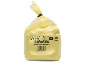HOLI prášok UV žltý