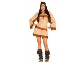 Indiansky kostym