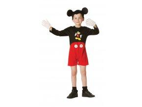 Detský kostým Mickey Mouse