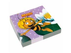 Servítky Včielka Maja 20 ks