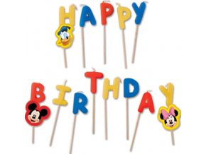 Sviecky Happy birthday Mickey mouse