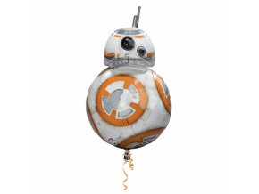 Foliovy balonik Star wars BB8