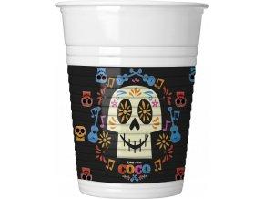 COCO PLASTIC CUP ICON