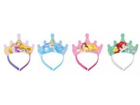 Korunky s motívom princezne