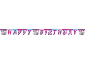 Banner Happy Birthday Sofia