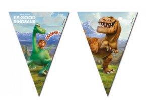 Girlanda Dobry dinosaurus