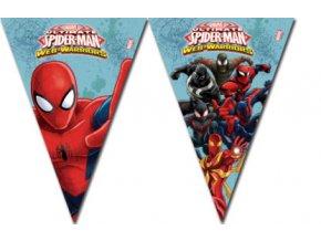 Girlanda Spiderman