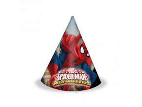 Party klobuciky spiderman