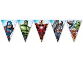Girlanda Avengers