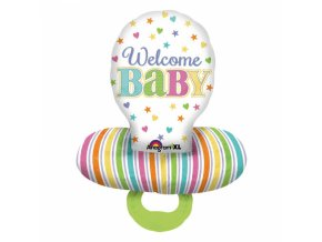 Fóliový balón Detský cumlík