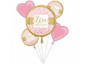 Kytica balónov ALWAYS&FOREVER