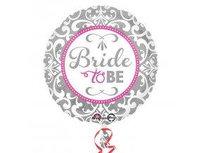 Fóliový balón Bride to Be