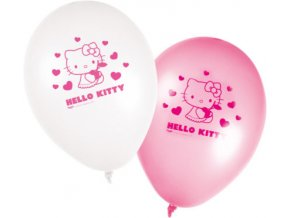 Balony Hello Kitty