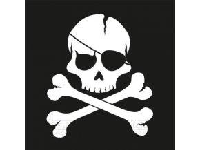 Servitky Cierni pirati