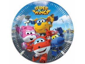 Taniere Super Wings 8 ks