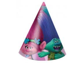 Party klobuciky Trollovia