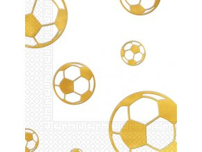 Servitky futbal zlaty
