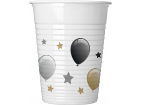 MLS BALLOONS PLASTIC CUP ICON
