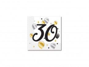 Servitky 30 milestone