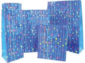 Darčekova taška modra 300