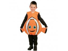 disfraz pez payaso infantil 130954 ml