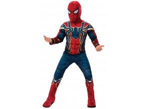 Detský kostým Iron Spiderman Deluxe