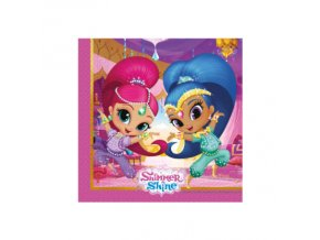 Servitky Shimmer and Shine