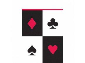Obrus Casino 137 x 243 cm