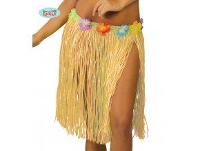 Havajska sukna 45 cm