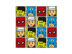 AVENGERS TEAM POWER NAPKIN 180123 073936