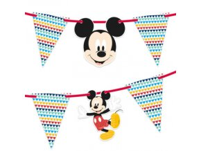 MICKEY AWESOME GARLAND KIT ICON