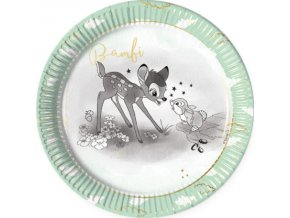 BAMBIE PLATE 23cm ICON