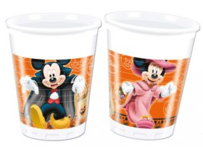 MICKEY HALLOWEEN CUPS