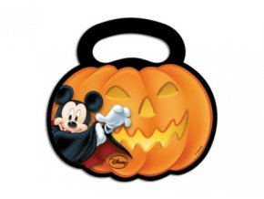 MICKEY HALLOWEEN DIE CUT PARTY BAG
